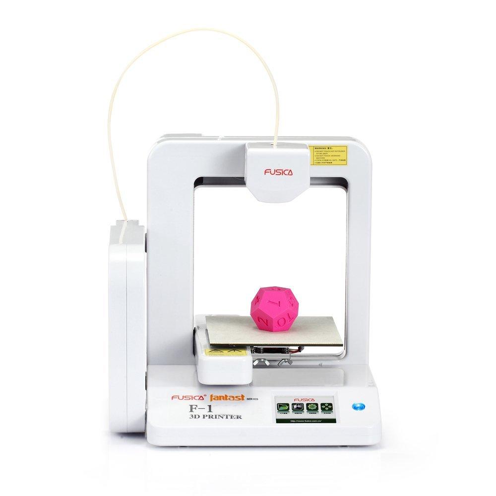 Fusica Anh Đào Fusica Fuji 3D printers độ chính xác cao chiều máy in 3D lập thể trắng