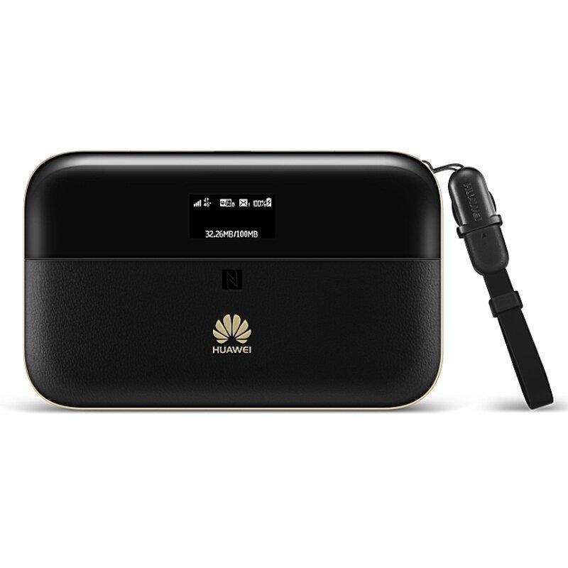 Huawei Huawei theo E5885 WiFi2 Pro 4G+300Mbps Internet không dây sạc Wifi Router luôn giữ kho báu.