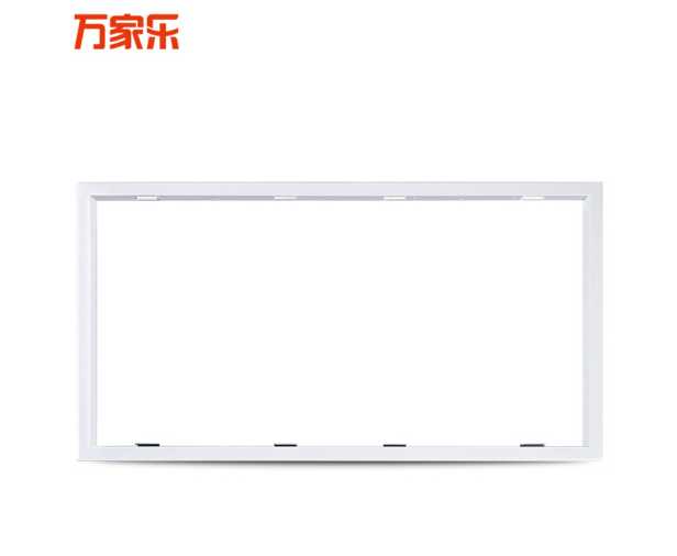 macro (macro) tích hợp chuyển đổi chuyển LED hộp khung nhôm dày của khung 300*600 chuyển đổi lắp đặt