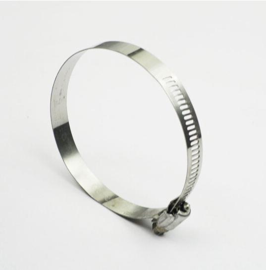 MEISHILONG Clip (MEISHILONG) thép không gỉ ống thẻ rổ ôm cái vòng kẹp ống có đường kính đường kính 8
