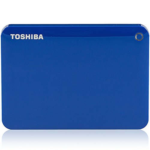 Ổ cứng di động   TOSHIBA Toshiba V8, cao 2,5 inch CANVIO chia sẻ loạt ổ cứng di động (USB3.0) 1TB (t