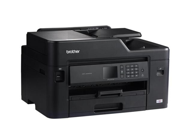 brother Người anh em MFC-J2330DW Wi wifiA3 máy in máy fax một bản sao văn phòng nhà màu