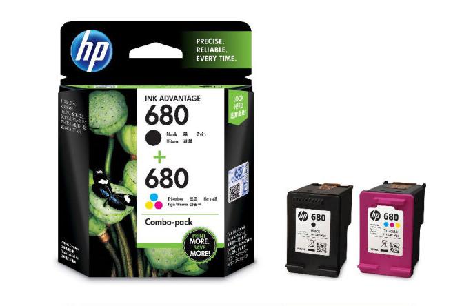 HP Hewlett - Packard (hộp HP) X4E78AA 680 ma thuật đen (có thể áp dụng cho một bộ hộp HP DeskJet 21