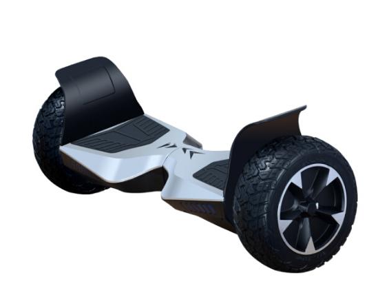 Xe điện 2 bánh tự cân bằng có đèn, nhạc Guccimi