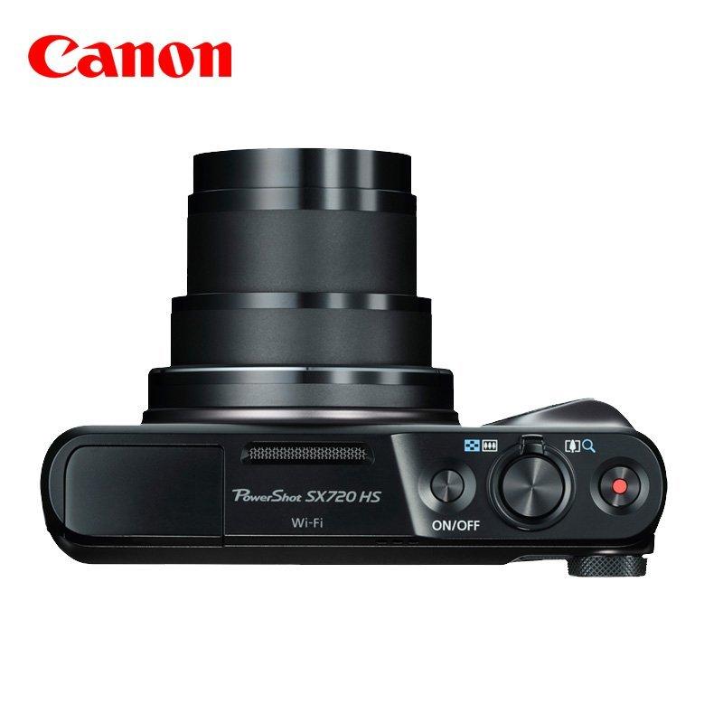 Canon /Canon PowerShot SX720 HS máy ảnh kỹ thuật số nhà máy ảnh du lịch (đen [Official])