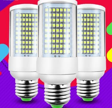 JIASHIFA Cắm đèn LED bóng đèn tiết kiệm điện dẫn ngang 3W/5W/7W/9 ngói Ngô E14 miệng ốc nhỏ 7 đèn E2