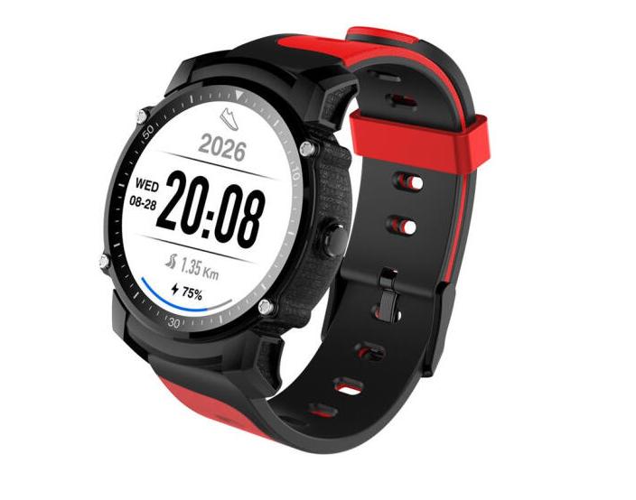 GASON Đồng hồ thông minh [Gason Watch e Sen di chuyển thông minh đồng hồ đo nhịp tim series