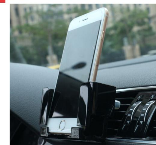 CARMATE khung xe ô tô điện thoại tháo nước xe trong dây chuyền đơn chiếc xe điện thoại hoạt động tro