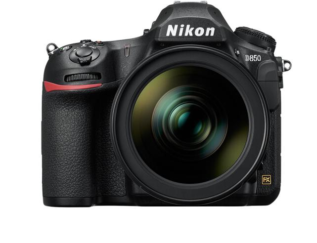 Nikon Nikon (Nikon) D850 thân máy bay cả bức tranh camera (khoảng 153 triệu điểm ảnh. 4575 hiệu quả