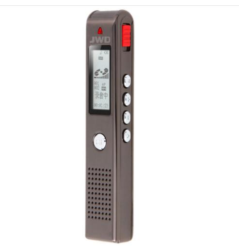 JWD (JWD) DVR-618 32GB học ghi nhận sự thông minh PCM bút ghi âm độ nét cao giảm nhiễu