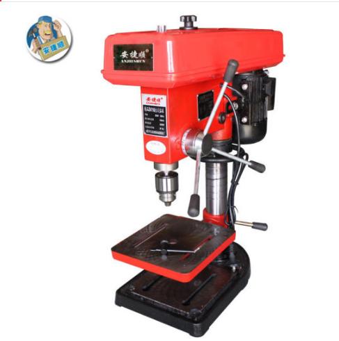 ANJIESHUN thuận khoan phay mộc gia dụng máy khoan máy công cụ mô hình chữ thập máy phay siêu nhỏ BF2