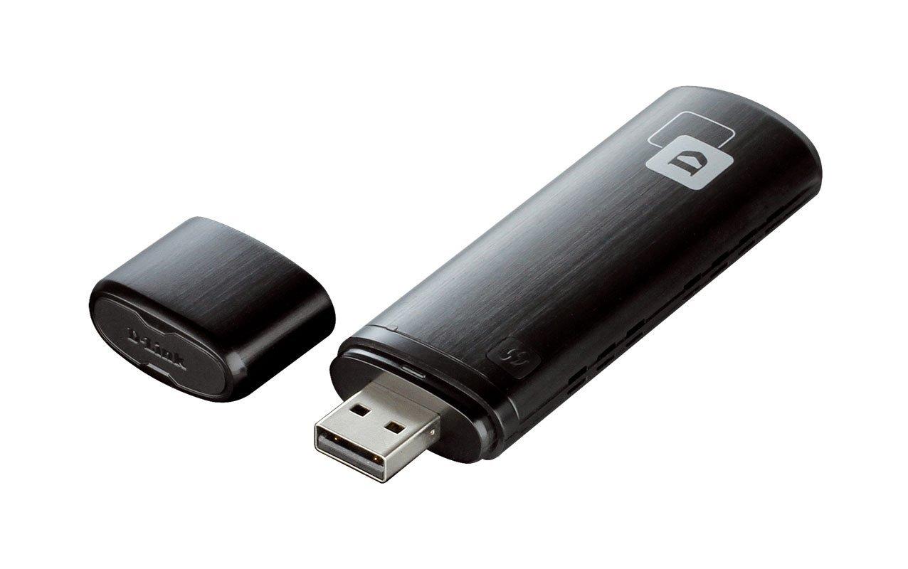 D-Link DWA-182 1200M 11AC card mạng không dây USB.