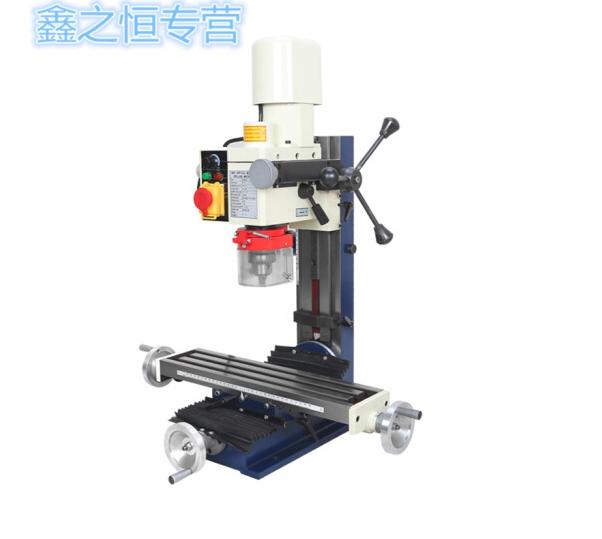JIASHIFA Có nhiều khả năng máy khoan máy phay nhỏ siêu nhỏ đánh máy khoan máy phay với ba máy công c