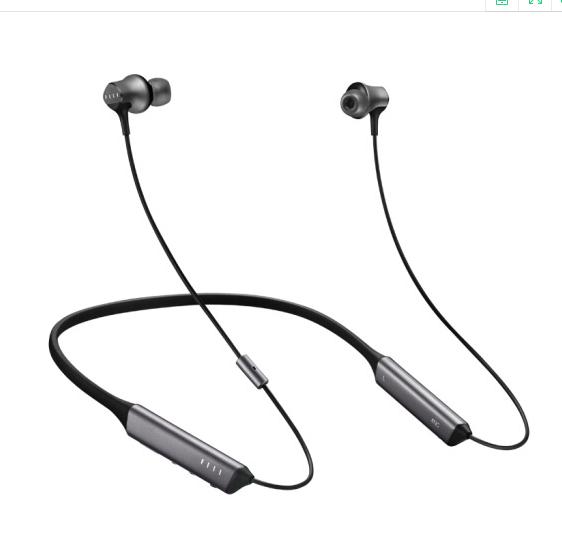 FIIL FIIL luôn ngôi sao Pro Driifter Pro thời gian bạc kiểu tai nghe Bluetooth không dây treo cổ ng