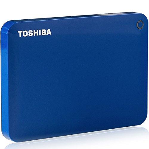 Ổ cứng di động   TOSHIBA Toshiba V8, cao 2,5 inch CANVIO chia sẻ loạt ổ cứng di động (USB3.0) 2TB (t