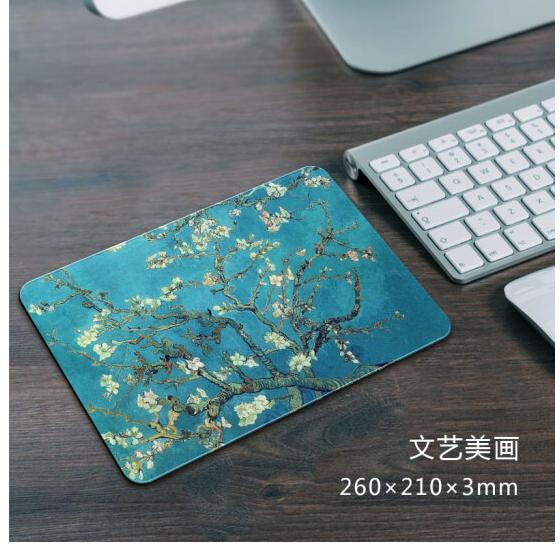 Technology [1] giảm Mousepad cá tính sáng tạo hoạt hình siêu dễ thương LOL dày của cô gái nhỏ trơn n