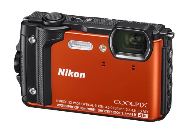 Nikon Nikon Nikon COOLPIX W300s chống nước, chống rung (chịu cú sốc), chống bụi chống lạnh, máy ảnh