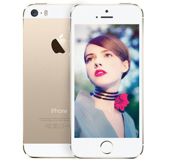 Apple Apple iPhone 5S 5S (A1530) 4 inch đôi điện thoại di động 4G vàng chính thức 16G