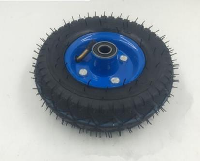 FGHGF 6 inch, búp bê nhỏ bơm xe đẩy bánh xe bánh lốp xe phổ bánh xe bơm bánh xe.