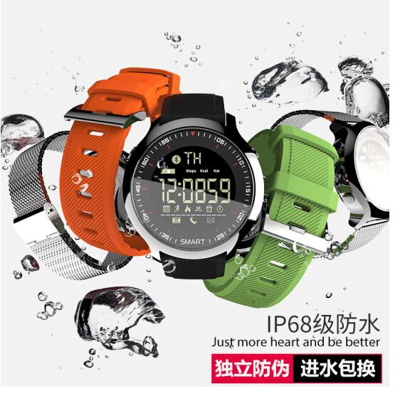LOKMAT Vòng thông Minh Le (LOKMAT) đồng hồ thông minh của người đàn ông và phụ nữ trưởng thành chuyể