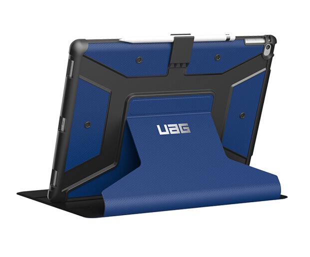UAG UAG bộ iPad Pro (12.9 inch) máy tính bảng tổng thể bảo vệ hệ vỏ bảo vệ chống bẻ gập. Loại màu xa