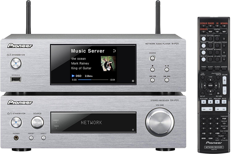 Pioneer XN - P02 - s chắc nịch không có hệ thống loa (WIFI, Bluetooth stereo) bao gồm thu / mạng Ene