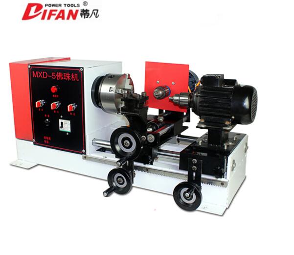 DIFAN POWER TOOLS Chức năng máy máy hạt chuỗi tràng hạt lớn gỗ máy công cụ tiện gỗ hạt chuỗi bồ đề m