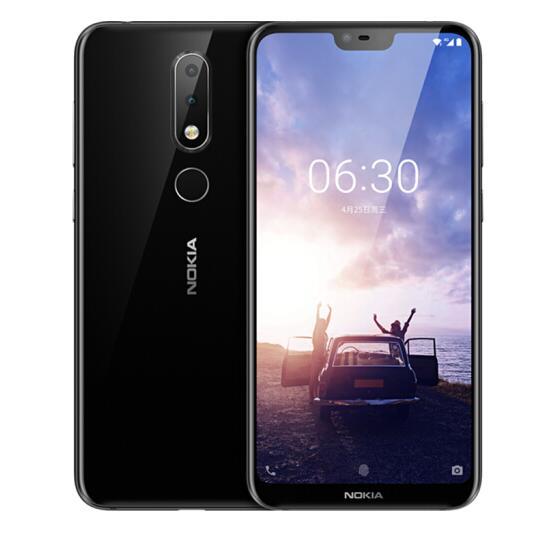 NOKIA X6 4GB + 32GB Dual Sim Unicom