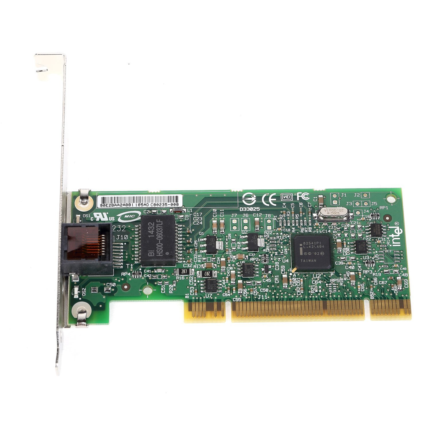 Intel Intel PRO/1000 G.T.. DesktopLanguage adapter PWLA8391GT 8391GT