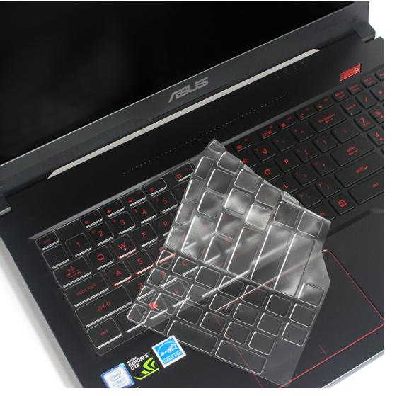 ASUS ASUS (ASUS) pháo đài bay 4 thế hệ / 5 thế hệ laptop màn hình bàn phím đặc biệt FX63VD FX80 màng