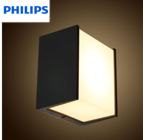 PHILIPS Philips nhà đèn sân ngoài trời đèn ngoài ánh sáng... tường đèn chiếu sáng