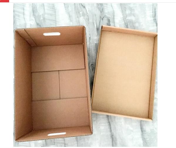 QDZX QDZX thùng 54x36x26cm chuyển đi lấy giấy hộp hộp ngăn chứa xếp hộp thu nạp hộp hộp hộp đóng hộp