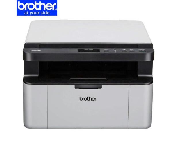 brother Người anh em (Brother) DCP-1608 đen trắng có nhiều khả năng một máy in laser, máy quét 1508