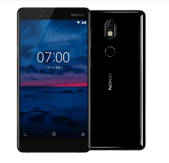 Nokia (NOKIA) Nokia 7 (Nokia7) là điện thoại di động toàn đen (4GB+64GB)