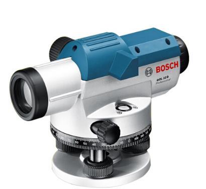 BOSCH 32 lần đo mức độ chính xác cao quang học kỹ thuật tự động an bình GOL32D. Dụng cụ đo mức bên n