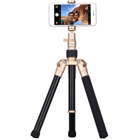 MOMAX (MOMAX), điện thoại di động giá ba chân nhôm phát sóng kỹ thuật số ảnh tự sướng ngoài trời tha