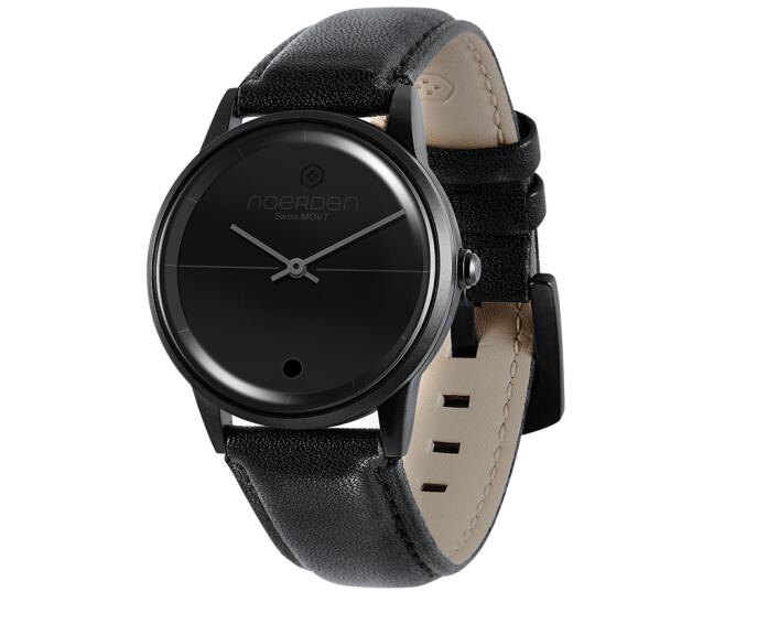 NOERDEN Đồng hồ thông minh NOERDEN pháp đồng hồ thông minh Thụy Sĩ thời trang thể thao vòng LIFE+ na