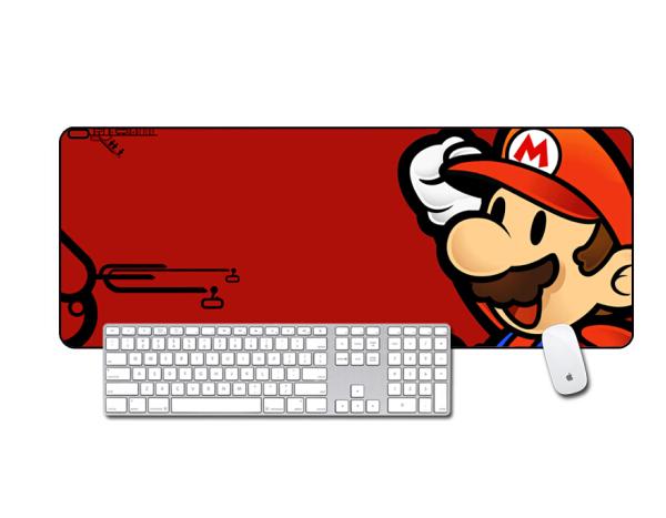 RS RS [3] trừ một trò chơi đầy Mousepad LOL tuba dễ thương dày của bàn phím máy laptop Mats anime ho