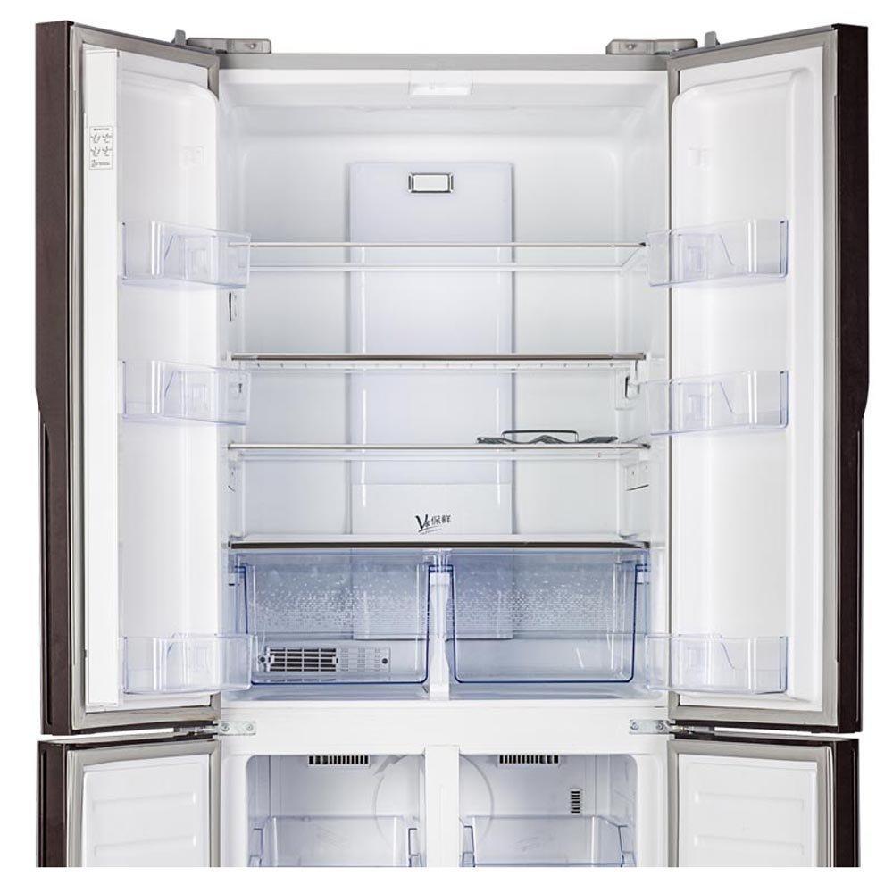 Tủ lạnh  Skyworth BCD-450WGY 450 lít Dommen tủ lạnh một máy tính thông minh rã đông
