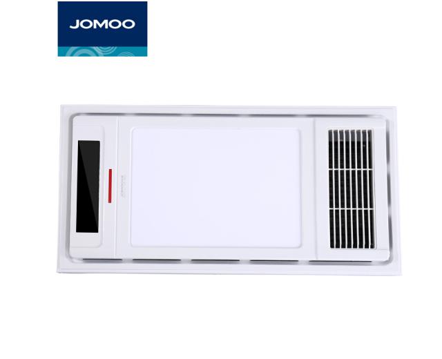 JOMOO (JOMOO) nhà vệ sinh có nhiều khả năng gia dụng thông gió chiếu sáng LED gió gió ấm năm hợp nhấ