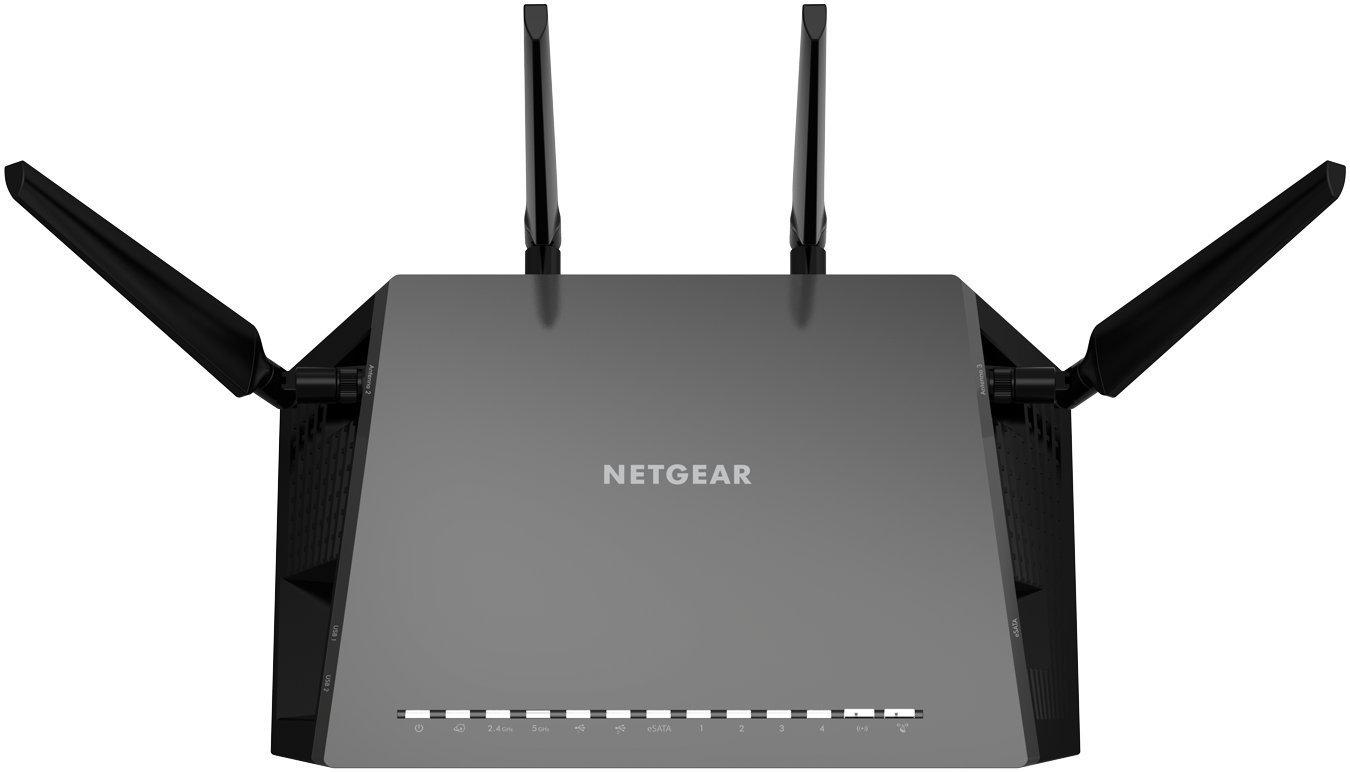 Modom  Wifi   Ở r7800 Nightjar - 100pesx4s AC AC (đã thành công trong việc đưa trò chơi điện 802.11