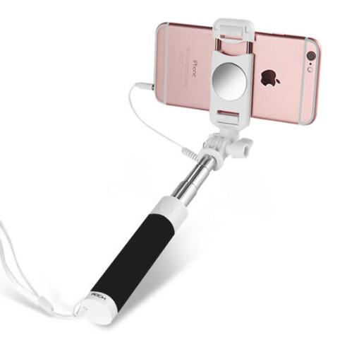 ROCK Locke ROCK gậy hỗ trợ tự chụp ảnh chụp tự sướng, thần khí áp dụng Apple iPhone Samsung Huawei R
