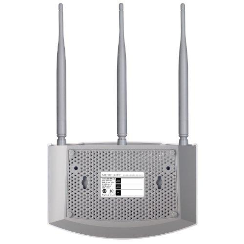 MERCURY    Modom   MERCURY Mercury mạng không dây MW310R 300M bộ định tuyến băng thông rộng