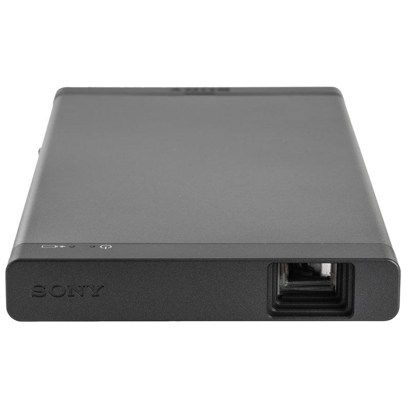 Sony Sony MP-CL1A nhỏ gia đình mang theo điện thoại WIFI Bluetooth độ nét cao PS4 Beamer đen.