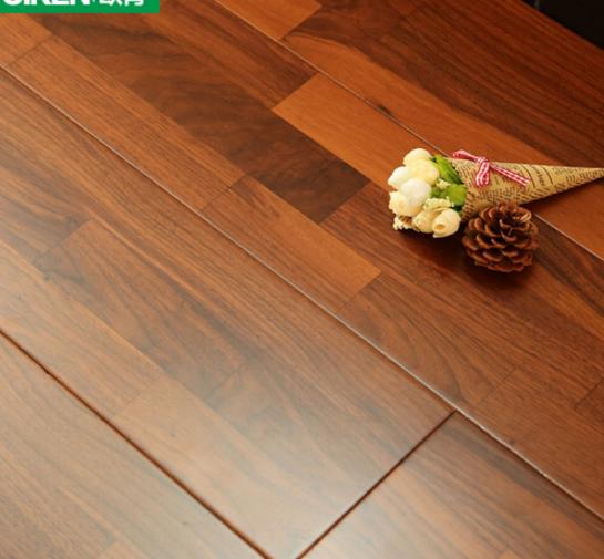 O.KEN (O.KEN) sàn gỗ thật đấy kết hợp bảo vệ môi trường tiền dày sàn thời trang 15mm Geothermal óc c