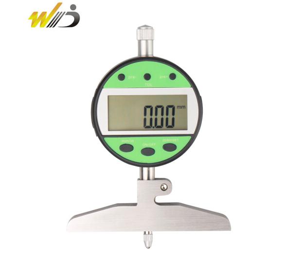WD WD/, độ sâu% / ngàn bảng điểm máy đo độ sâu đo độ cao 0-100 bàn sâu%.