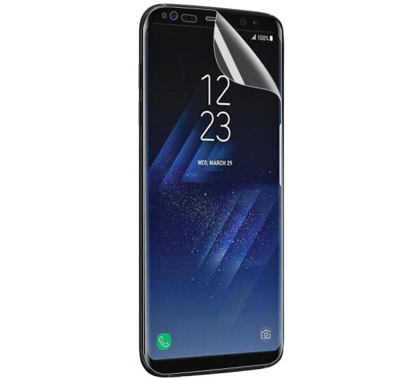 PUROCASE Điện thoại di động PUROCASE Samsung S8 thuỷ tinh công nghiệp tất cả điện thoại bao phủ bề m