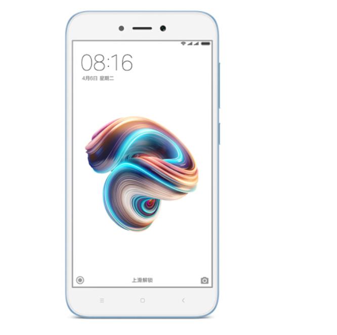 Điện thoại XIAOMI REDMI 5A 2GB + 16GB 2 SIM 2 sóng
