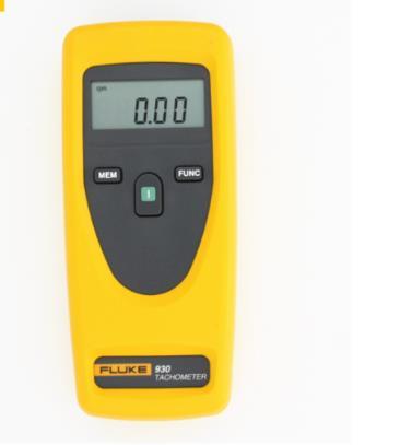 FLUKE đo tốc độ tiếp xúc không tiếp xúc với tốc độ kép. F931/ không tiếp xúc F930 F930 đo tốc độ