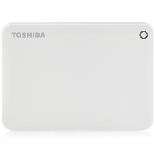 Ổ cứng di động    TOSHIBA Toshiba V8, cao 2,5 inch CANVIO chia sẻ loạt ổ cứng di động (USB3.0) 1TB (